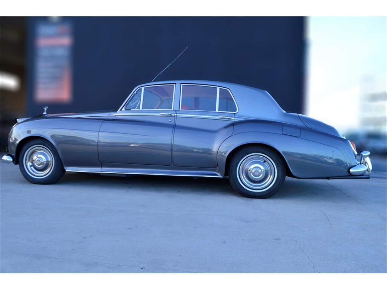 Large Picture of '60 Silver Cloud - EK72