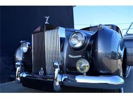 Picture of Classic 1960 Rolls-Royce Silver Cloud - EK72