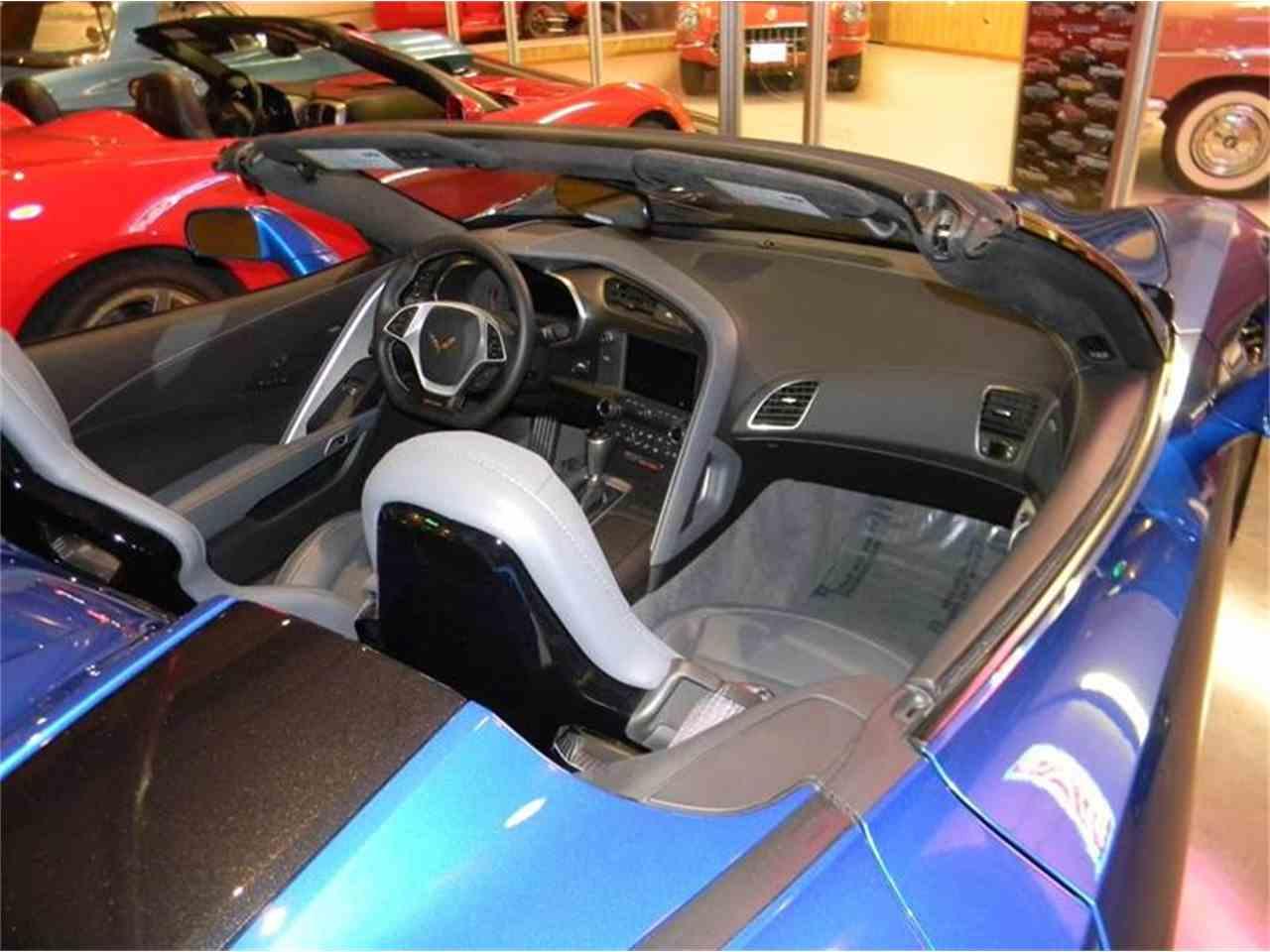 Large Picture of '15 Corvette - EK8H