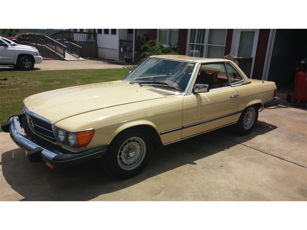 Large Picture of 1978 Mercedes-Benz 450SL located in Haleyville Alabama Offered by a Private Seller - EKF8