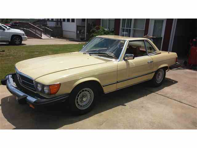 Picture of '78 Mercedes-Benz 450SL Offered by a Private Seller - EKF8