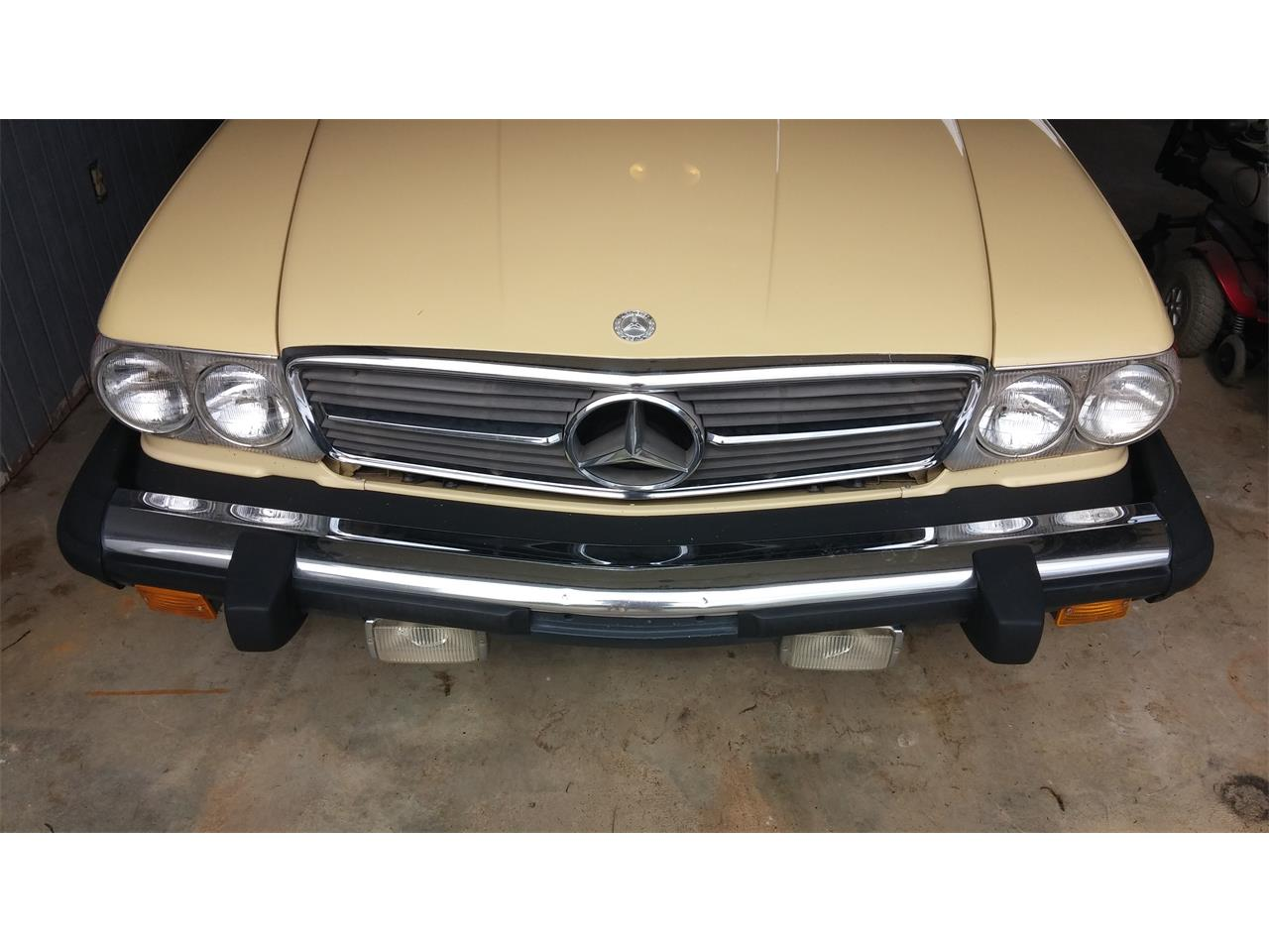 Large Picture of 1978 450SL Offered by a Private Seller - EKF8