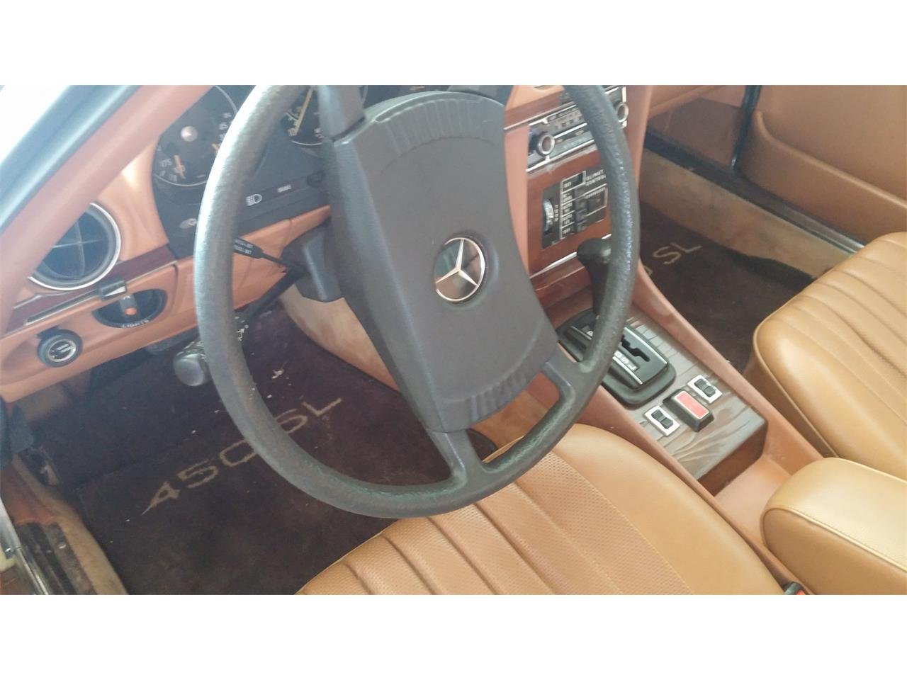 Large Picture of '78 Mercedes-Benz 450SL located in Haleyville Alabama - EKF8