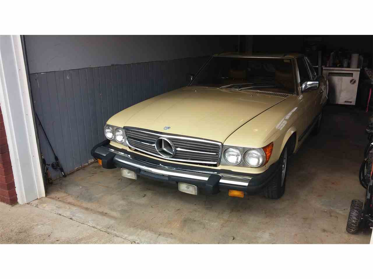 Large Picture of '78 450SL - EKF8