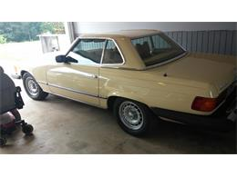 Picture of '78 Mercedes-Benz 450SL located in Alabama - $9,850.00 - EKF8