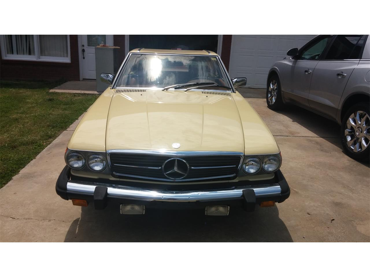 Large Picture of 1978 Mercedes-Benz 450SL - $9,850.00 Offered by a Private Seller - EKF8