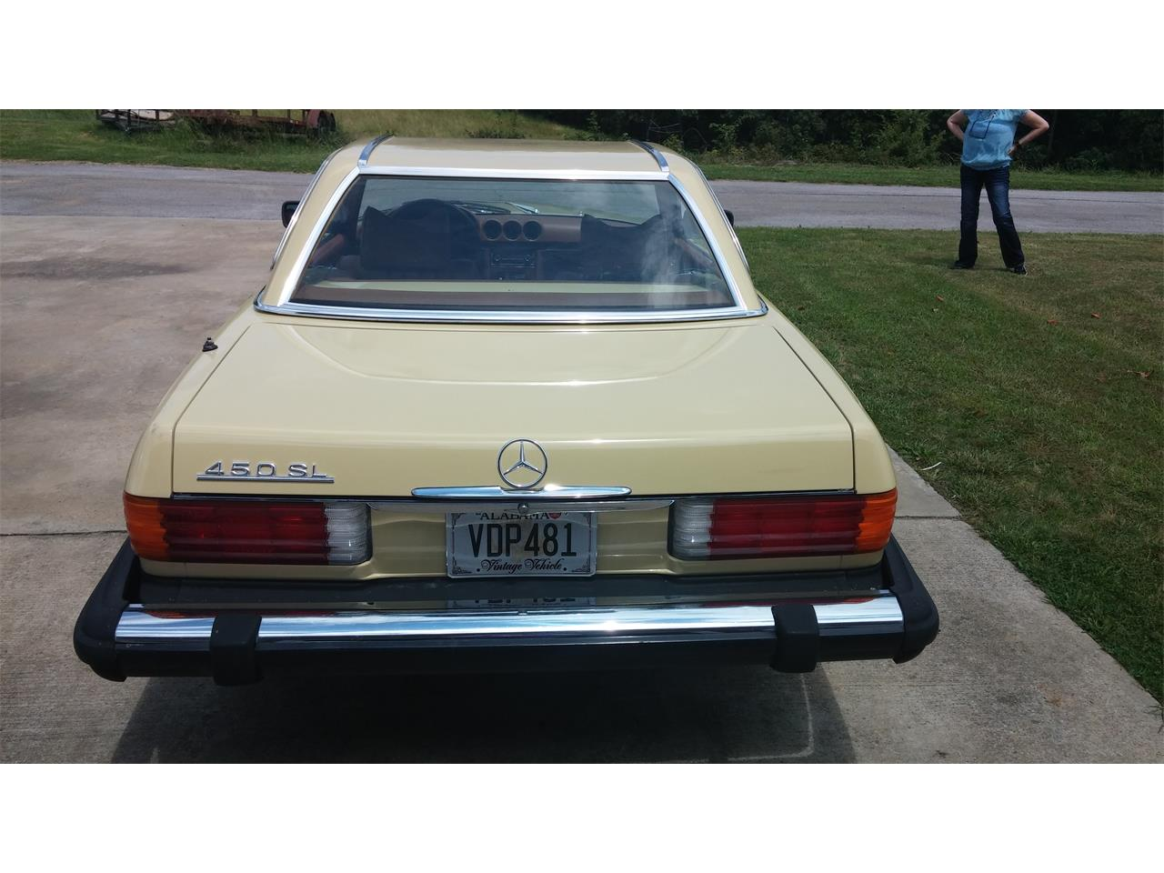 Large Picture of '78 450SL located in Alabama - $9,850.00 - EKF8