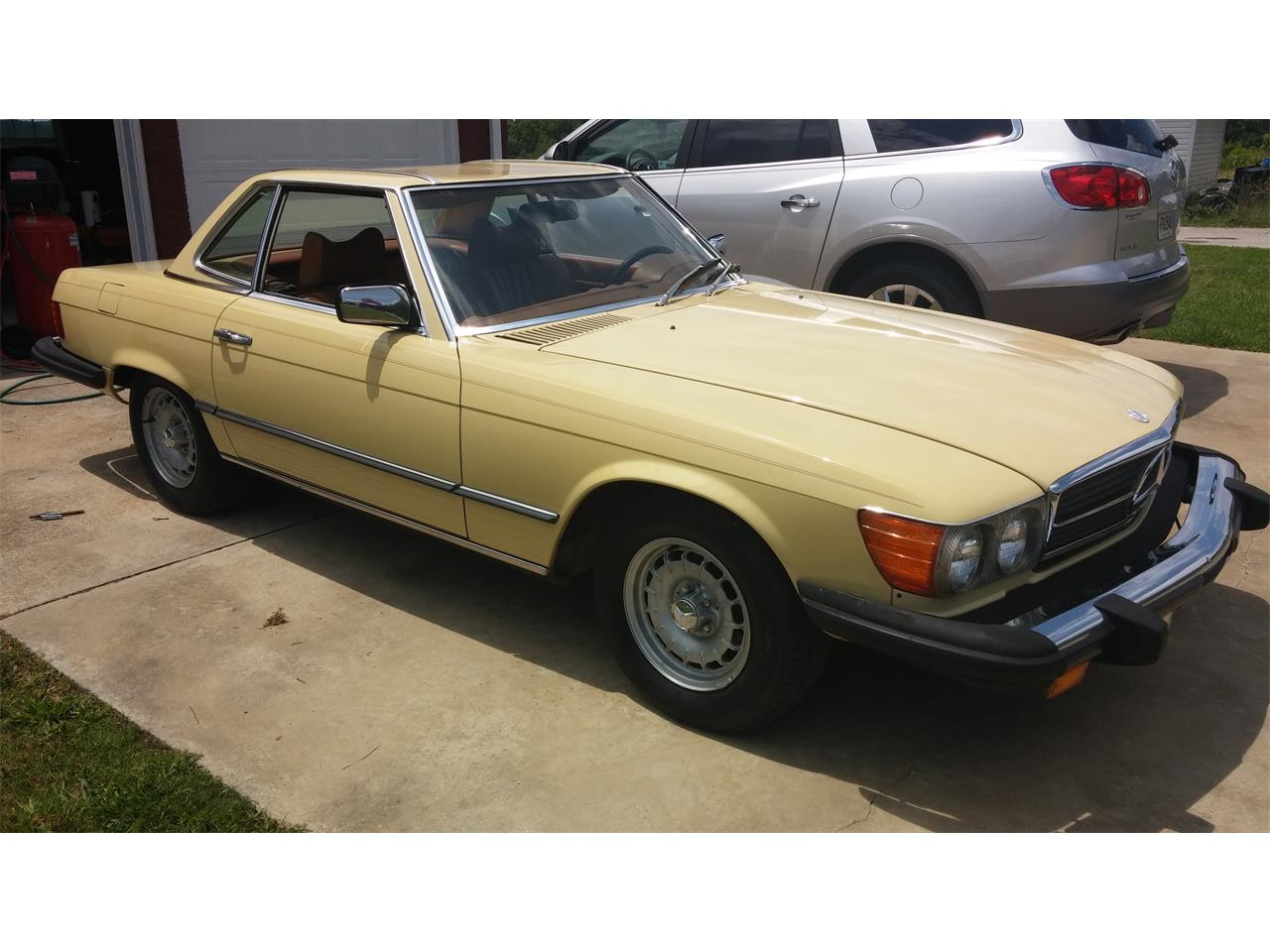 Large Picture of '78 Mercedes-Benz 450SL Offered by a Private Seller - EKF8