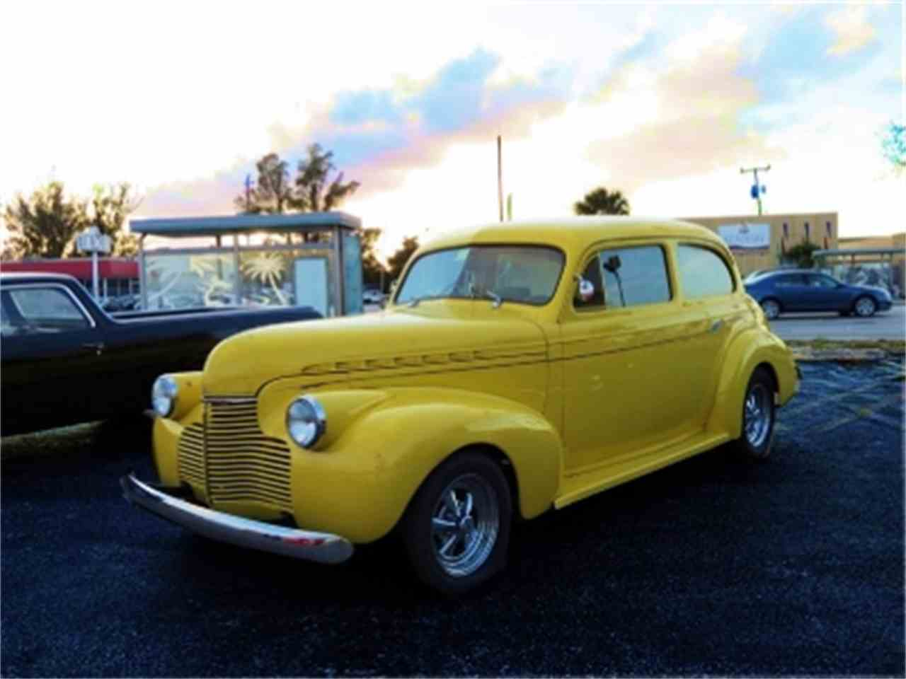Large Picture of Classic 1940 Deluxe - $29,500.00 Offered by Sobe Classics - EKLI