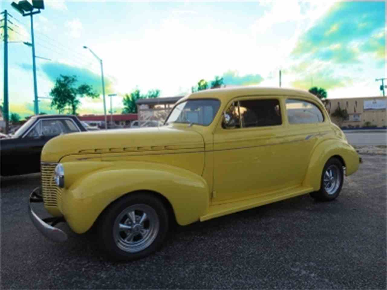 Large Picture of '40 Deluxe Offered by Sobe Classics - EKLI