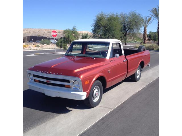Picture of Classic '68 Chevrolet C-Series located in Arizona - $19,500.00 Offered by a Private Seller - EKN6