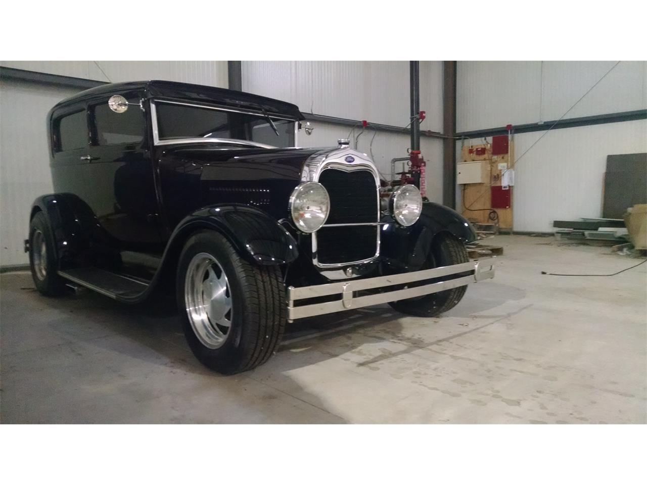 Large Picture of Classic '29 Sedan Delivery located in Richwood Ohio - $79,500.00 Offered by a Private Seller - ENZP