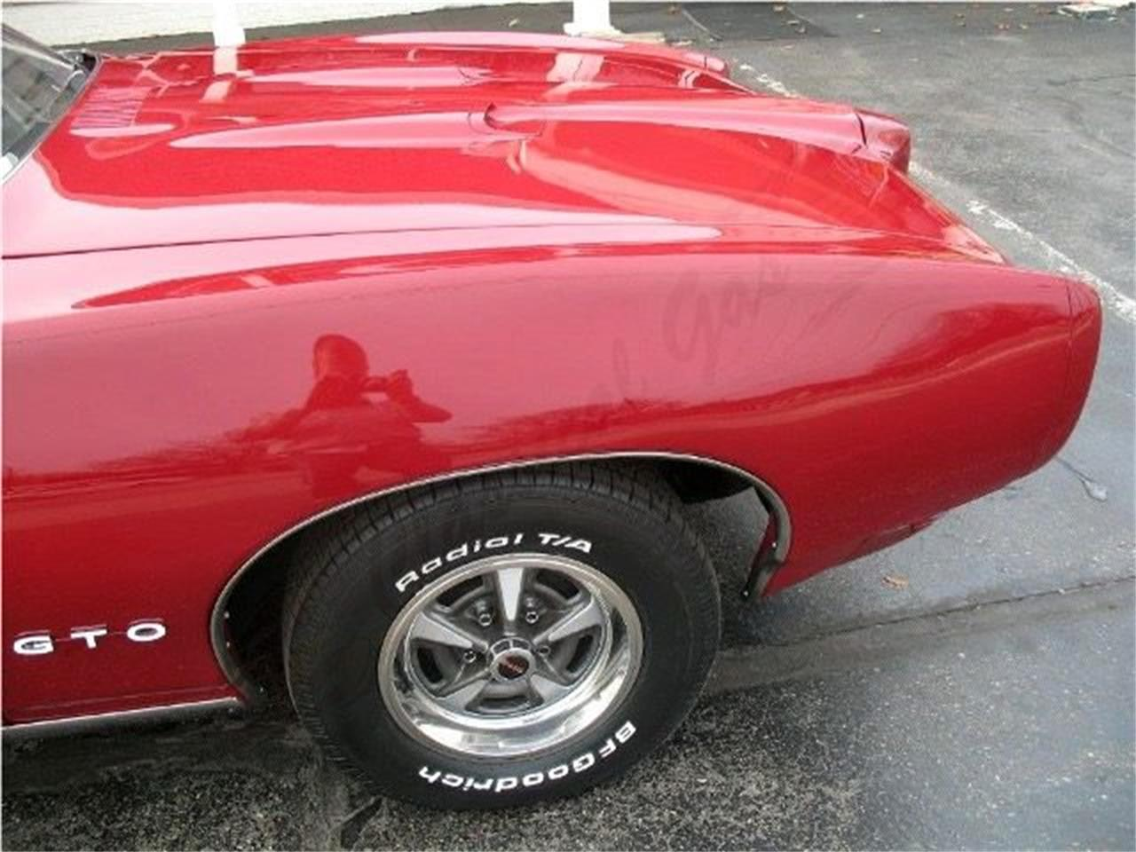 Large Picture of '69 GTO - EO12