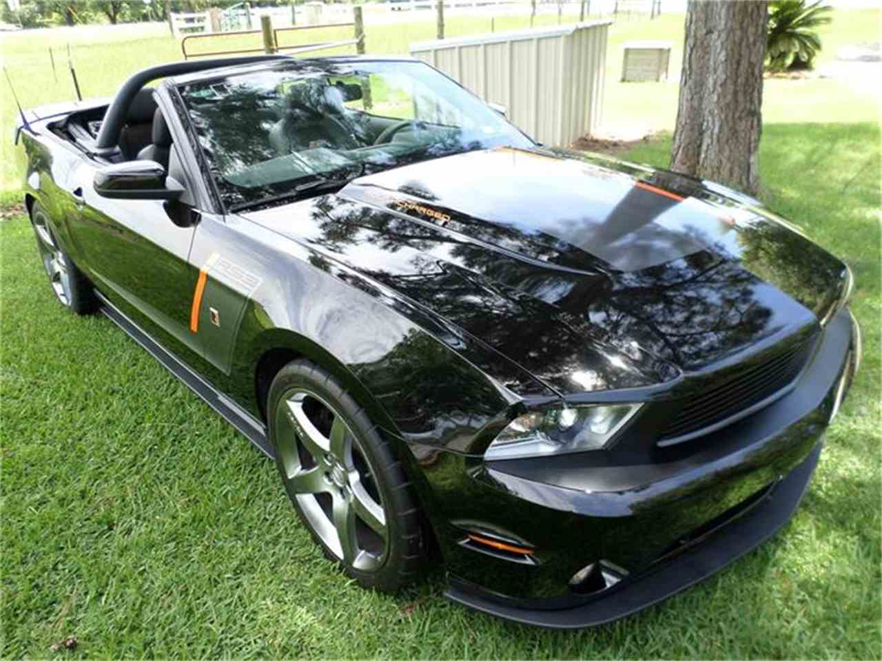 Large Picture of '12 Mustang (Roush) - EO5N