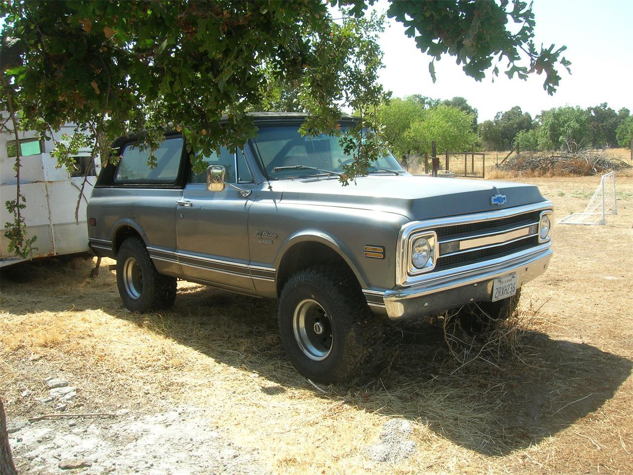 For Sale: 1969 Chevrolet K5 Blazer in Rio Linda, California