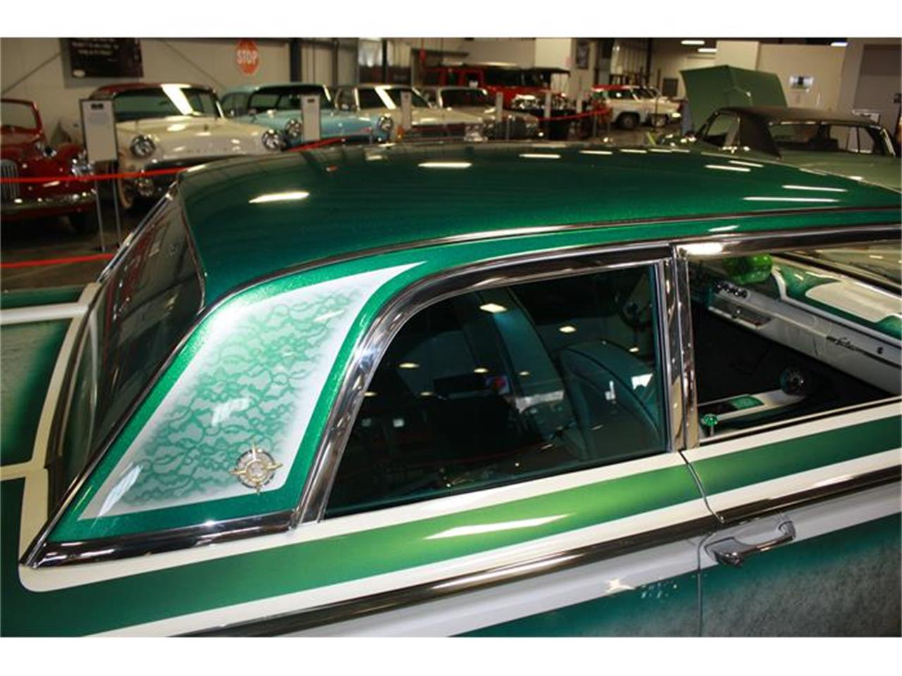 Large Picture of Classic '60 Ford Galaxie located in Branson Missouri Offered by Branson Auto & Farm Museum - EOD2