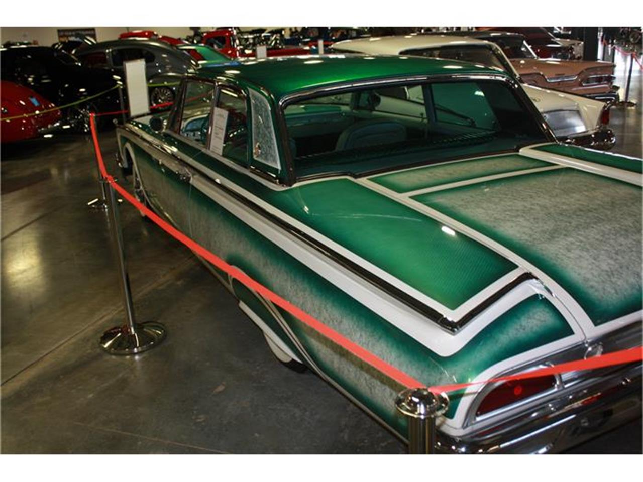 Large Picture of Classic '60 Ford Galaxie located in Missouri - $29,500.00 Offered by Branson Auto & Farm Museum - EOD2