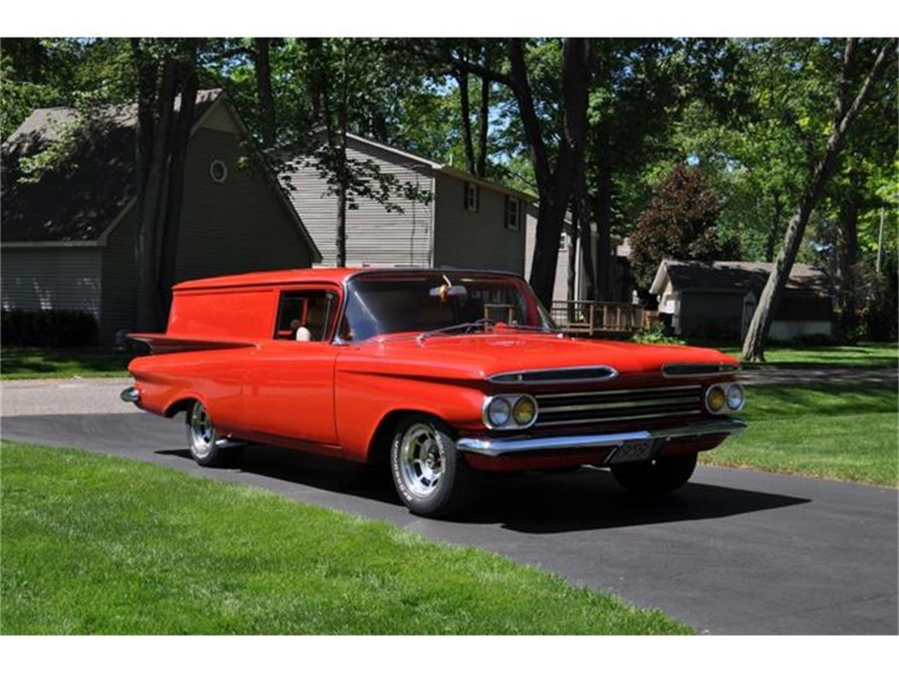 For Sale: 1959 Chevrolet Sedan Delivery in Livonia, Michigan