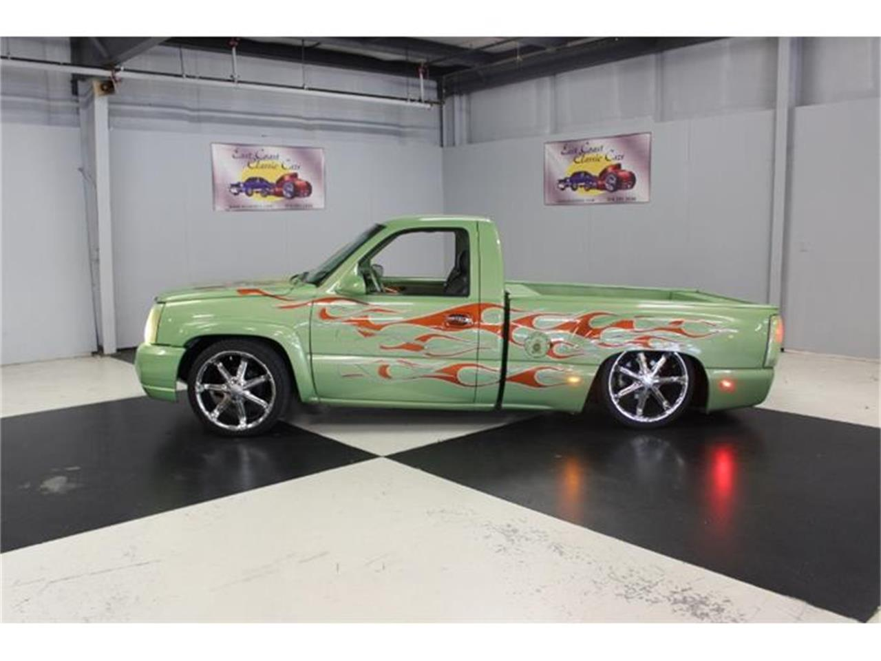 Large Picture of 1999 Chevrolet C/K 10 located in Lillington North Carolina - EOHE