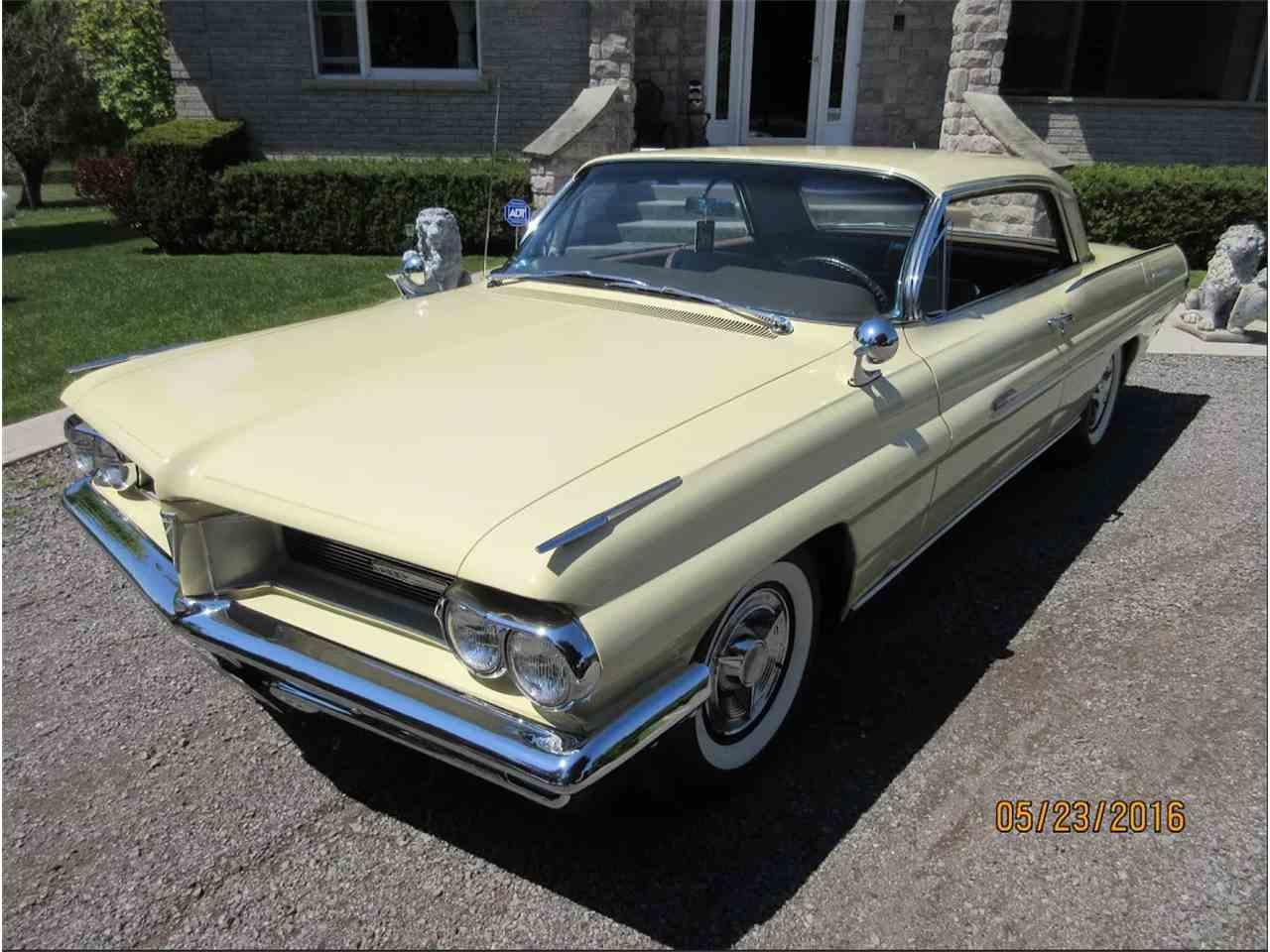 1962 Pontiac Grand Prix For Sale Classiccars Com Cc 685703