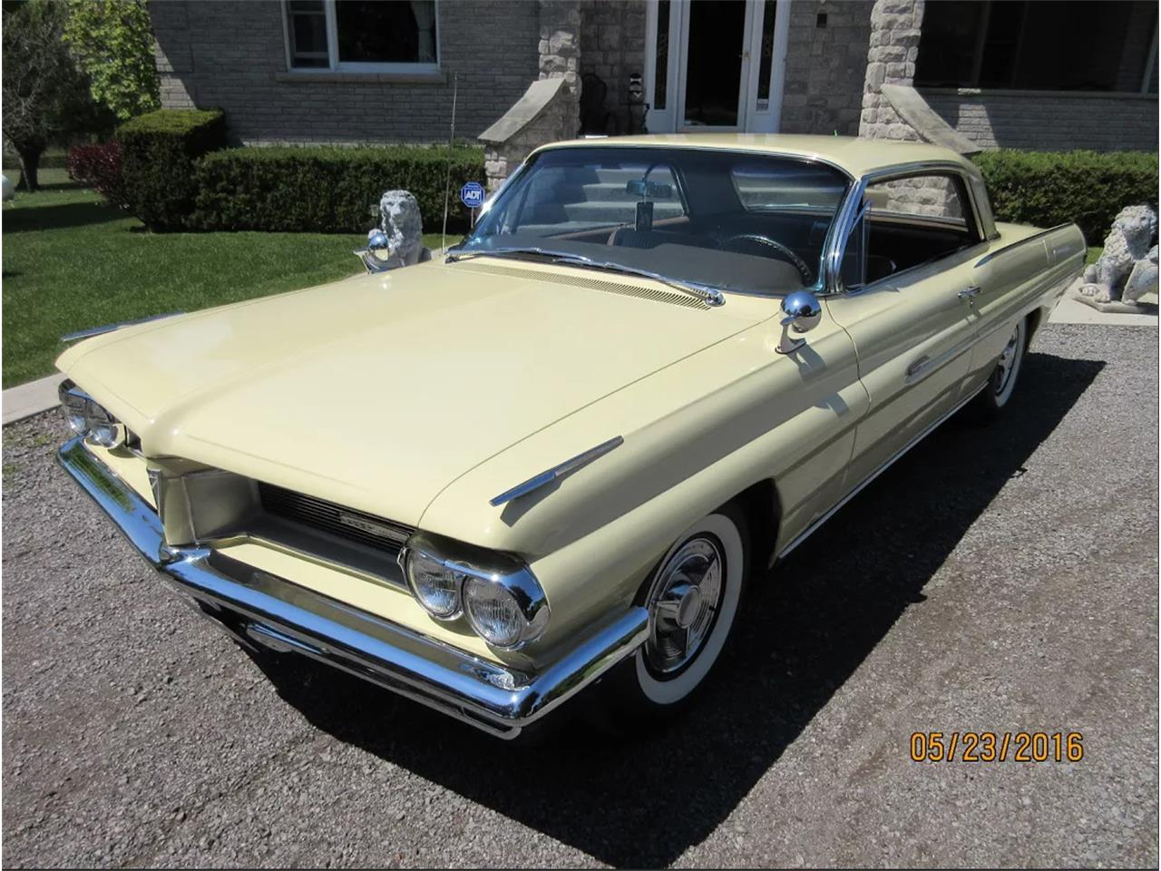 Large Picture of 1962 Pontiac Grand Prix located in Toronto Ontario Offered by a Private Seller - EP3B