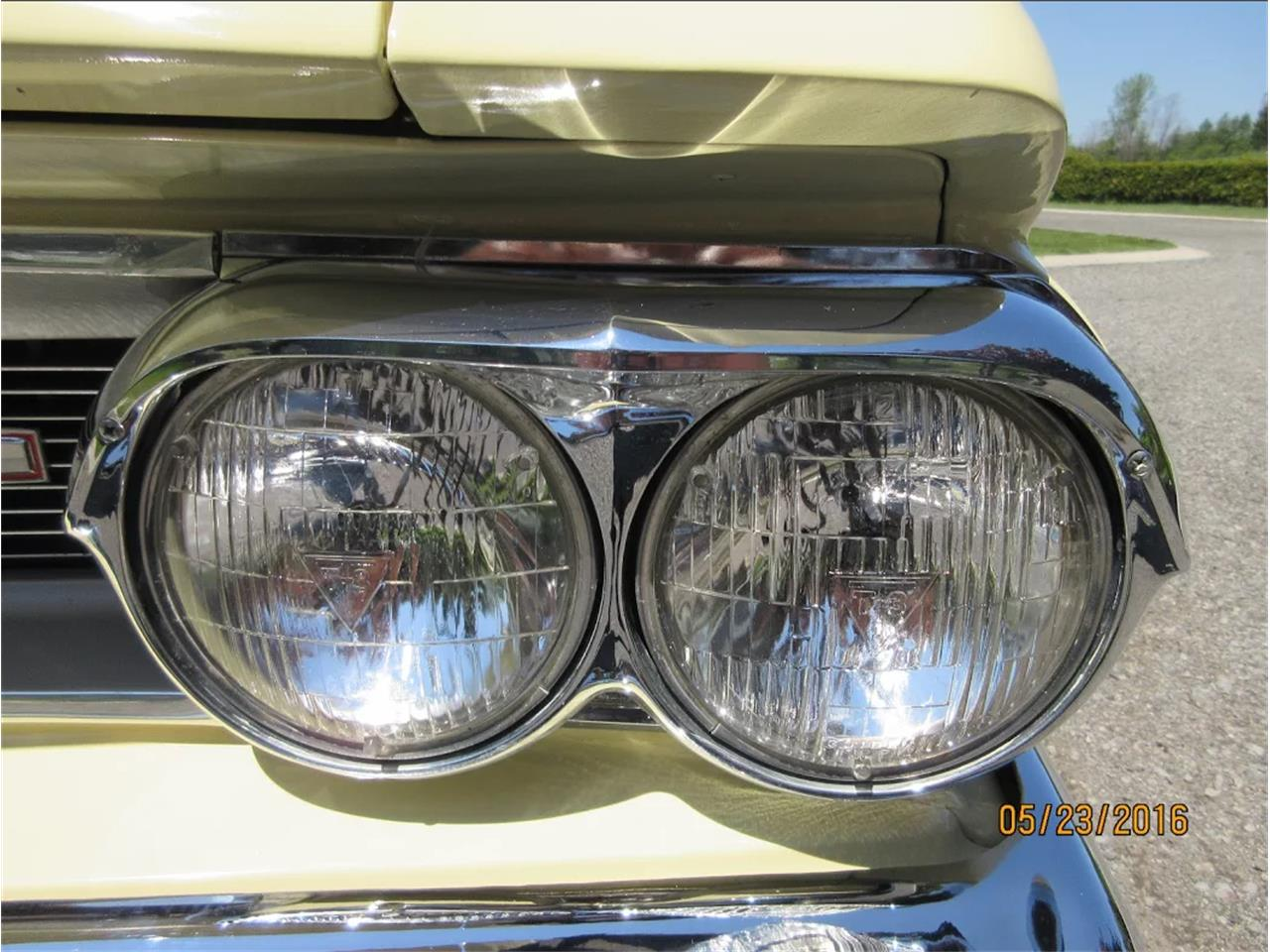Large Picture of Classic 1962 Pontiac Grand Prix Auction Vehicle - EP3B