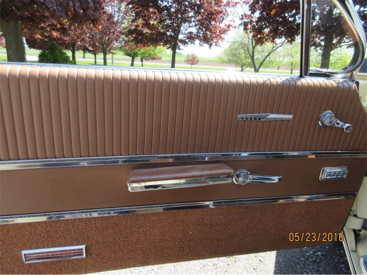 Large Picture of 1962 Pontiac Grand Prix located in Toronto Ontario Auction Vehicle Offered by a Private Seller - EP3B