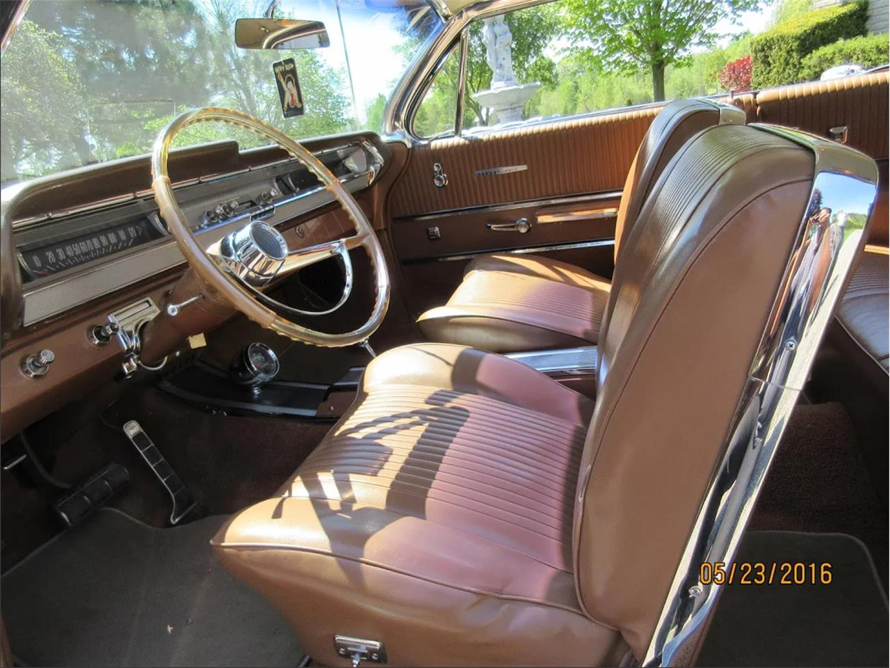 Large Picture of Classic '62 Pontiac Grand Prix Offered by a Private Seller - EP3B