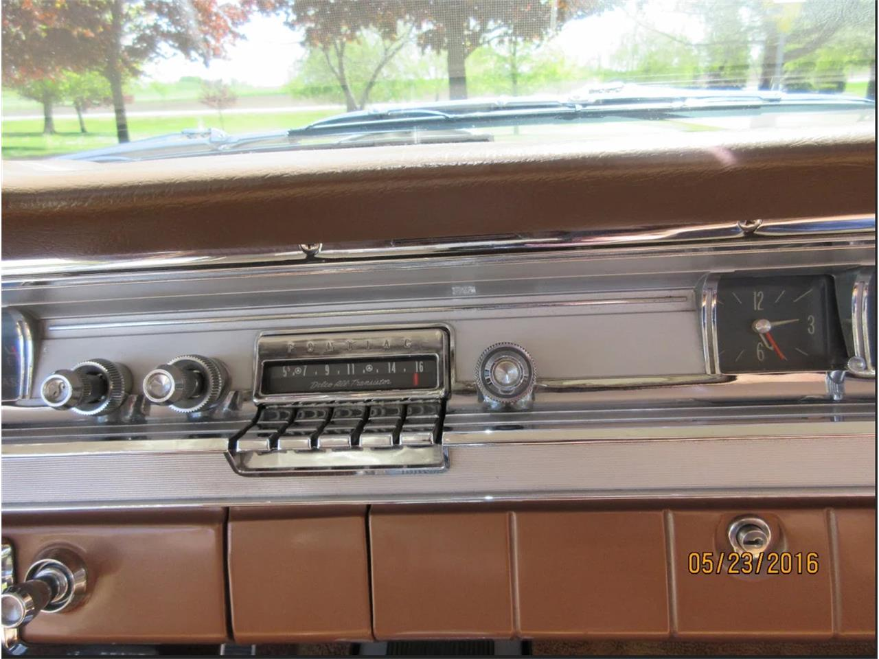 Large Picture of Classic 1962 Pontiac Grand Prix located in Ontario Auction Vehicle Offered by a Private Seller - EP3B