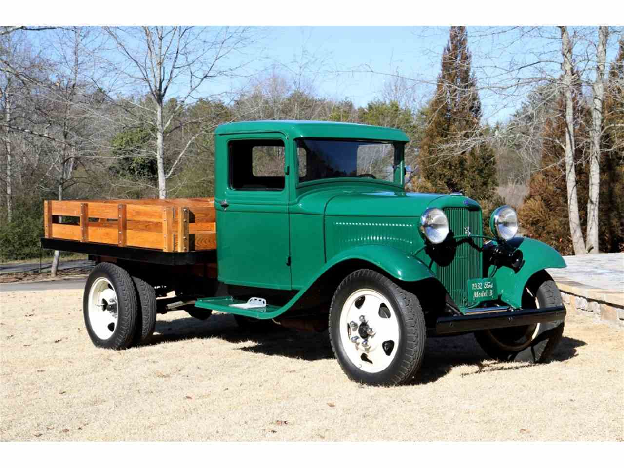 1932 Ford Pickup for Sale | ClassicCars.com | CC-680586
