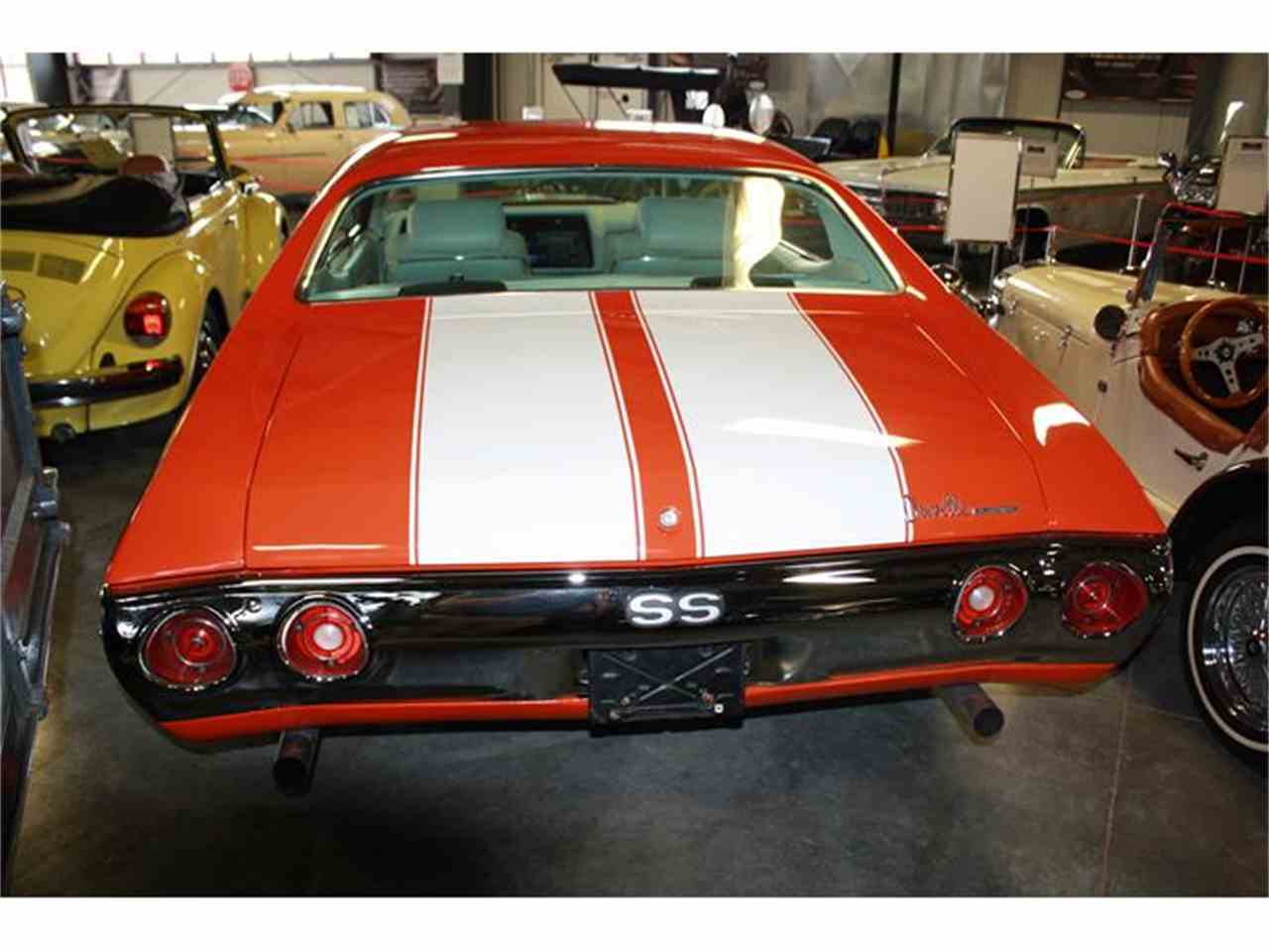 Large Picture of 1972 Chevelle SS located in Branson Missouri - $39,900.00 - EPZ5