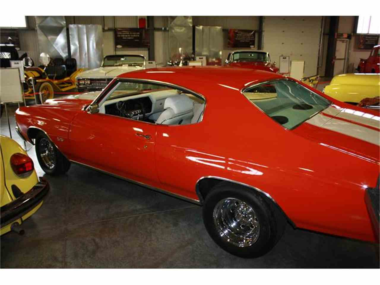 Large Picture of '72 Chevelle SS located in Missouri - $39,900.00 - EPZ5