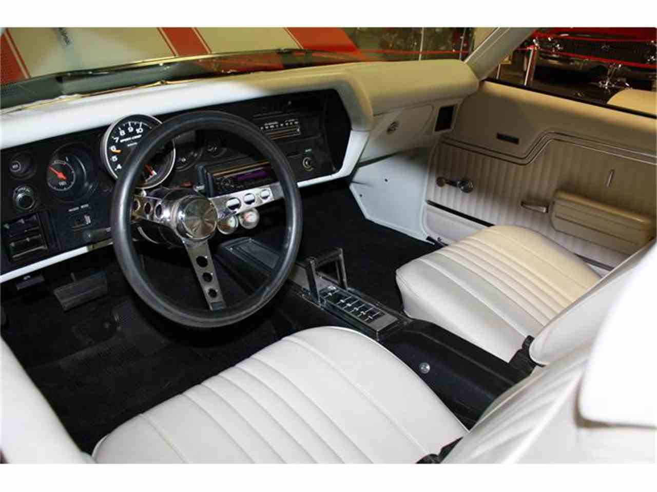 Large Picture of Classic '72 Chevelle SS located in Missouri Offered by Branson Auto & Farm Museum - EPZ5