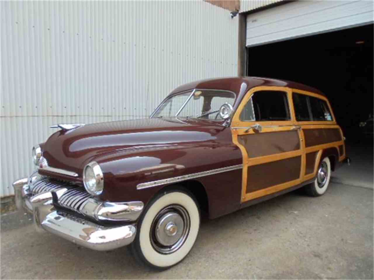 Nj Vehicle Inspection >> 1951 Mercury Woody Wagon for Sale | ClassicCars.com | CC ...