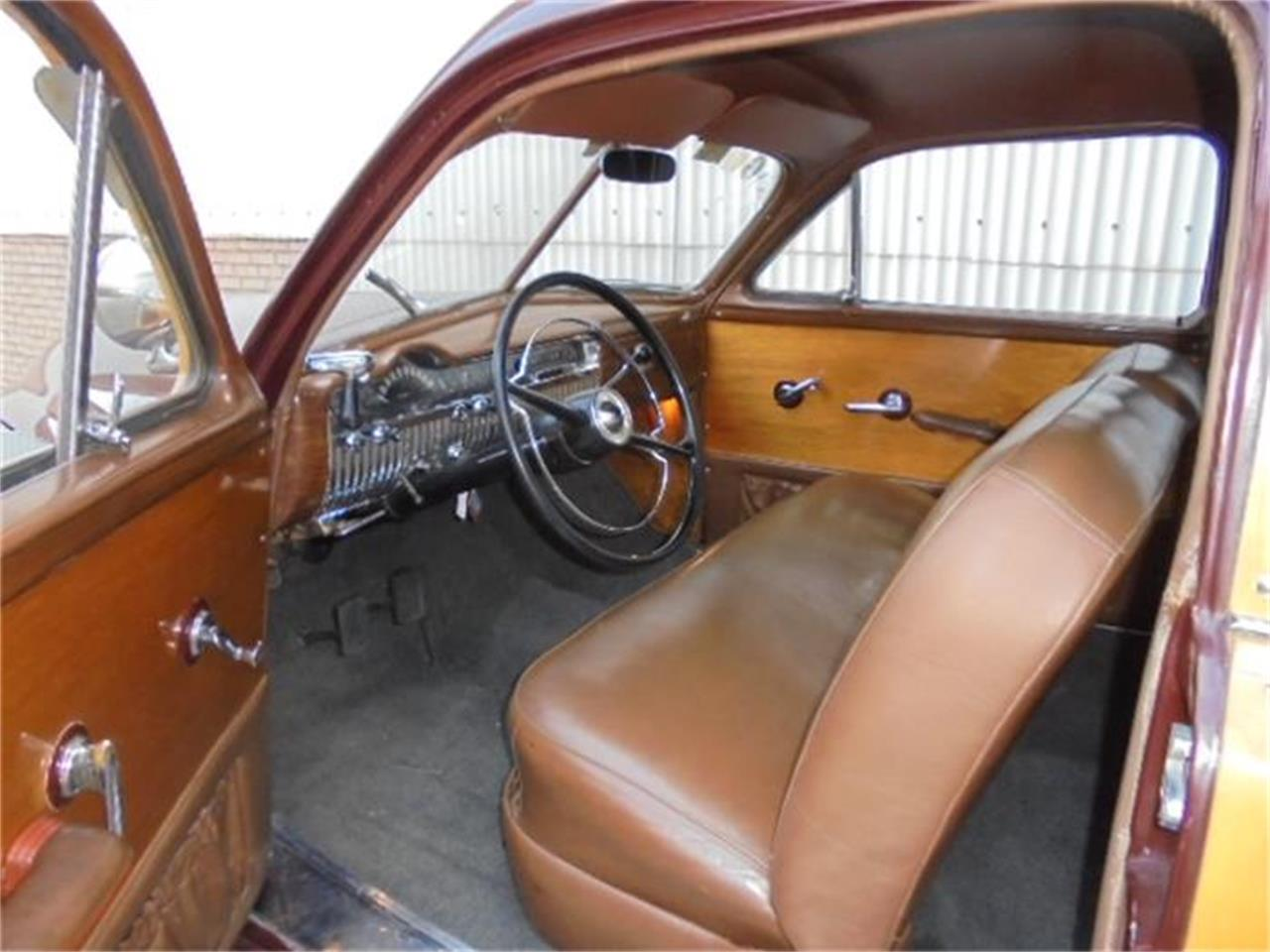 Large Picture of '51 Woody Wagon Offered by Smith Automotive Investments - EPZ9