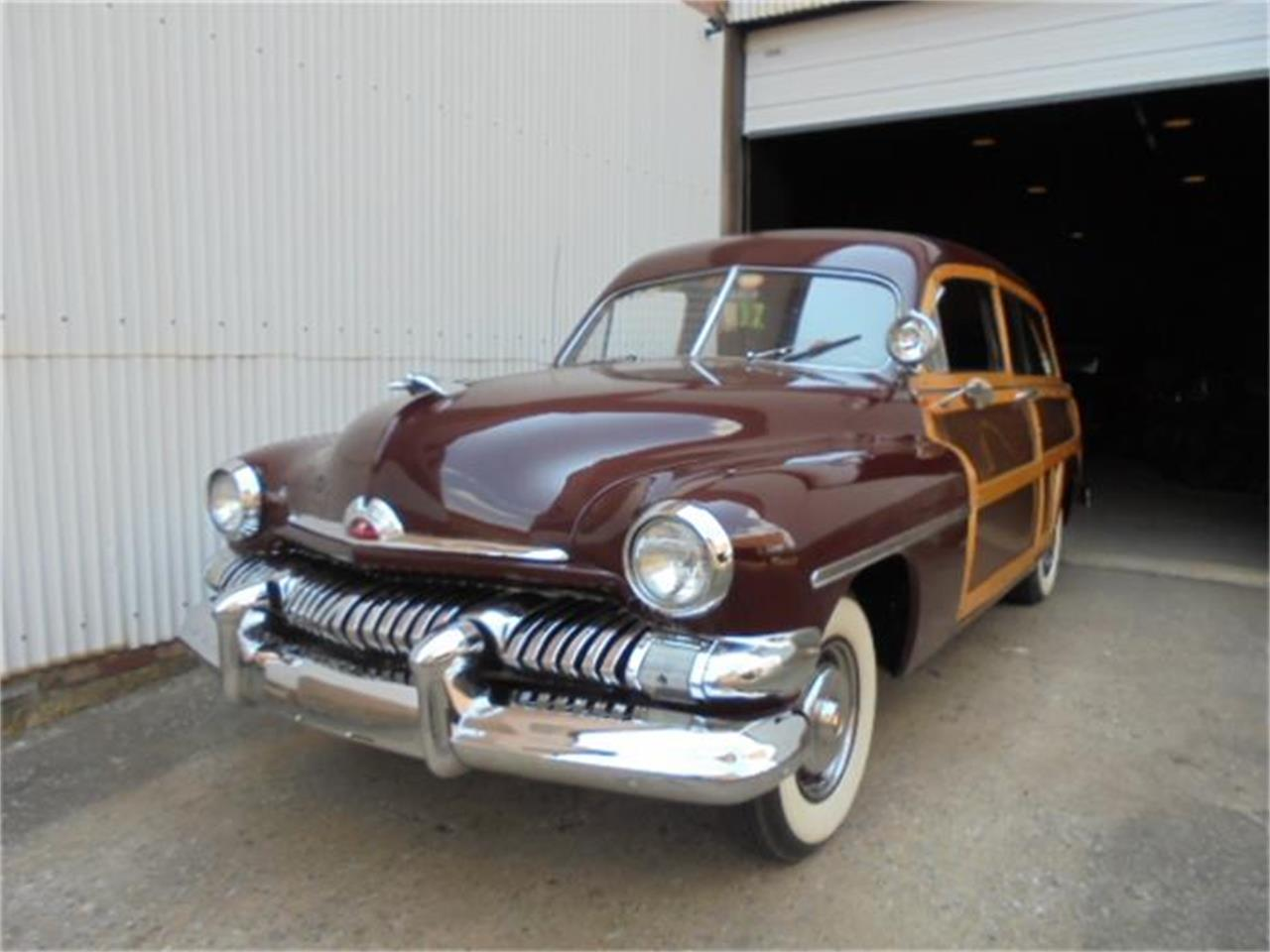 Large Picture of 1951 Woody Wagon Offered by Smith Automotive Investments - EPZ9