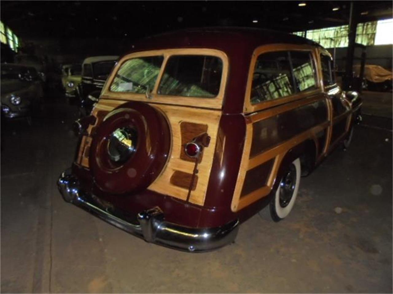 Large Picture of '51 Mercury Woody Wagon Offered by Smith Automotive Investments - EPZ9