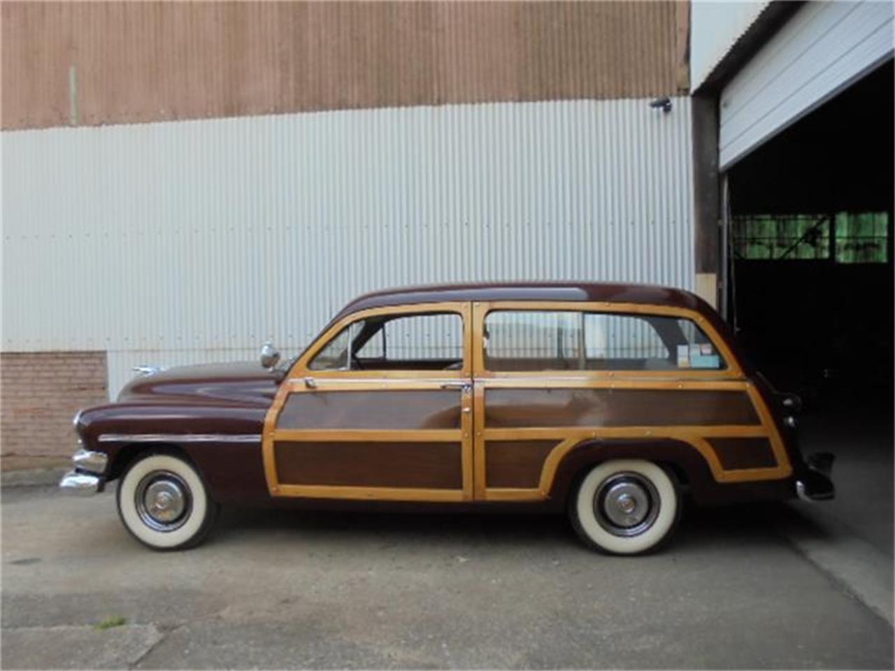 Large Picture of '51 Mercury Woody Wagon located in Lynchburg Virginia - EPZ9