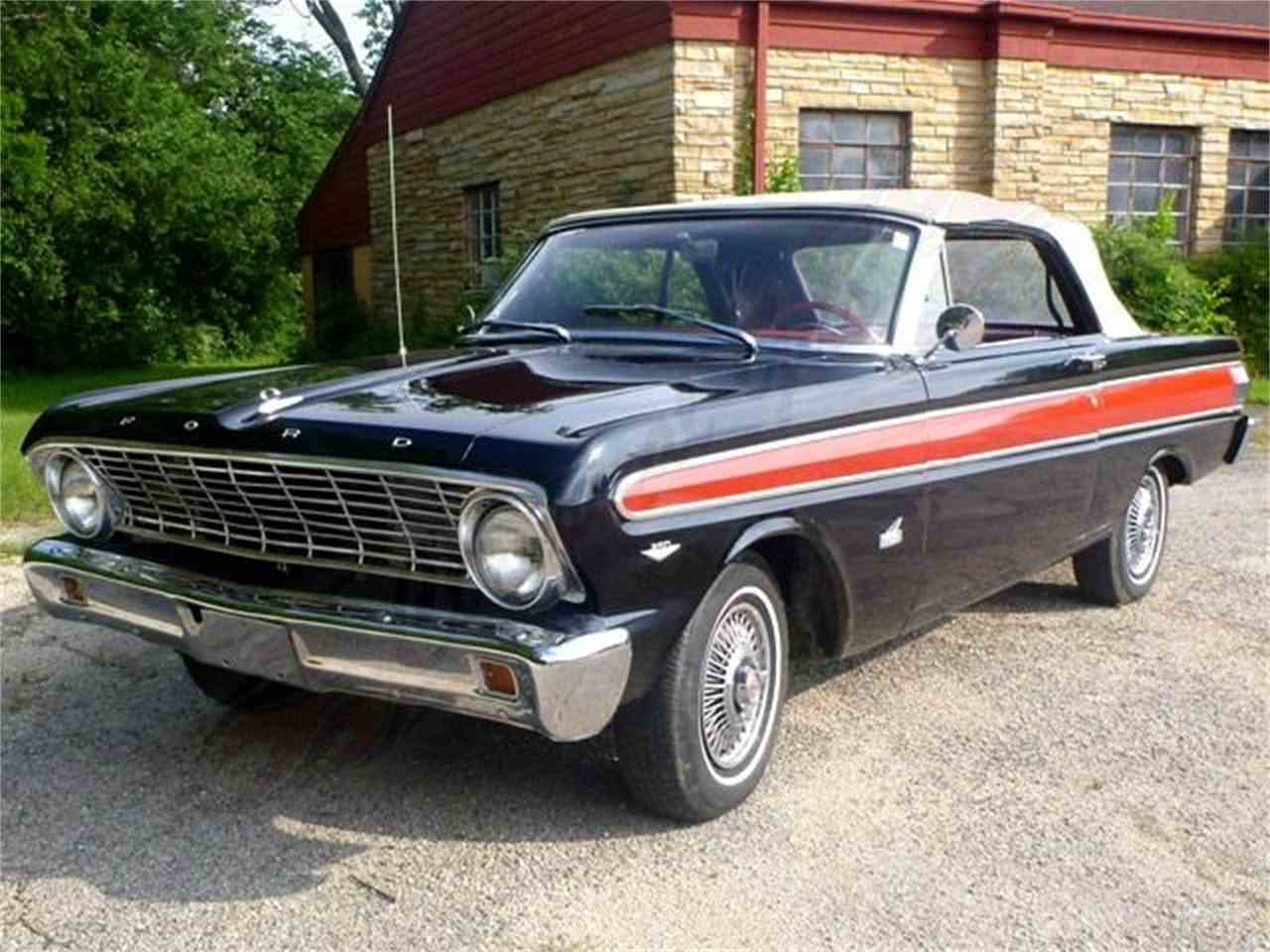 Large Picture of '64 Falcon - EQ8V