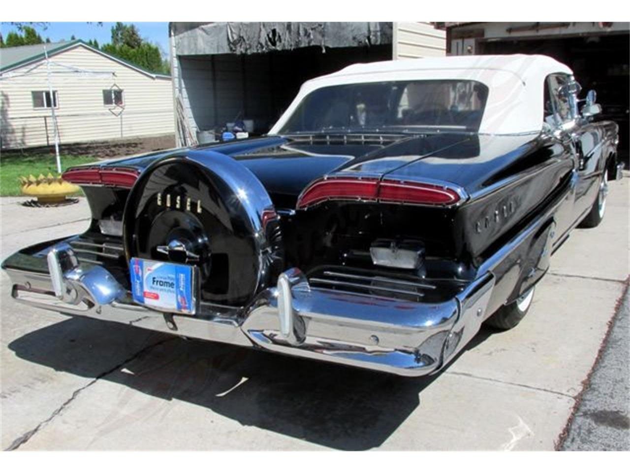Large Picture of Classic '58 Edsel Pacer located in Arlington Texas - $49,500.00 Offered by Classical Gas Enterprises - EQ8Z