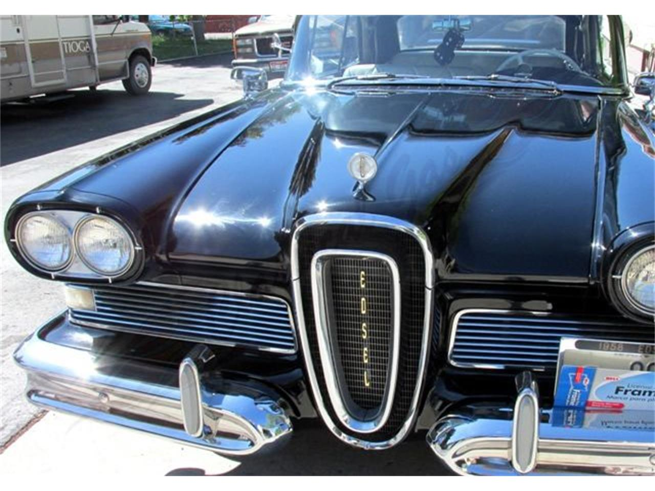 Large Picture of 1958 Edsel Pacer - $49,500.00 Offered by Classical Gas Enterprises - EQ8Z