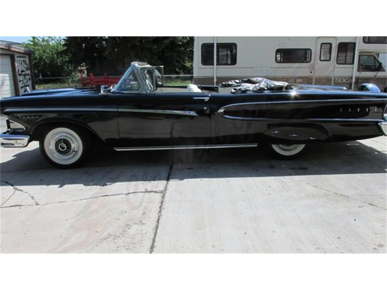 Large Picture of 1958 Pacer located in Arlington Texas - $49,500.00 Offered by Classical Gas Enterprises - EQ8Z