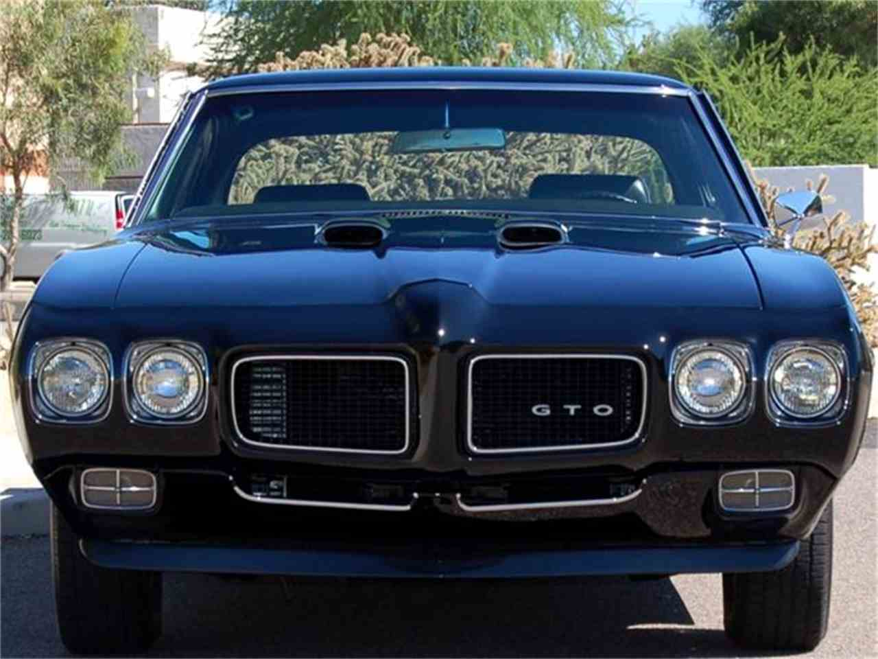 Large Picture of '70 GTO (The Judge) - EQHQ