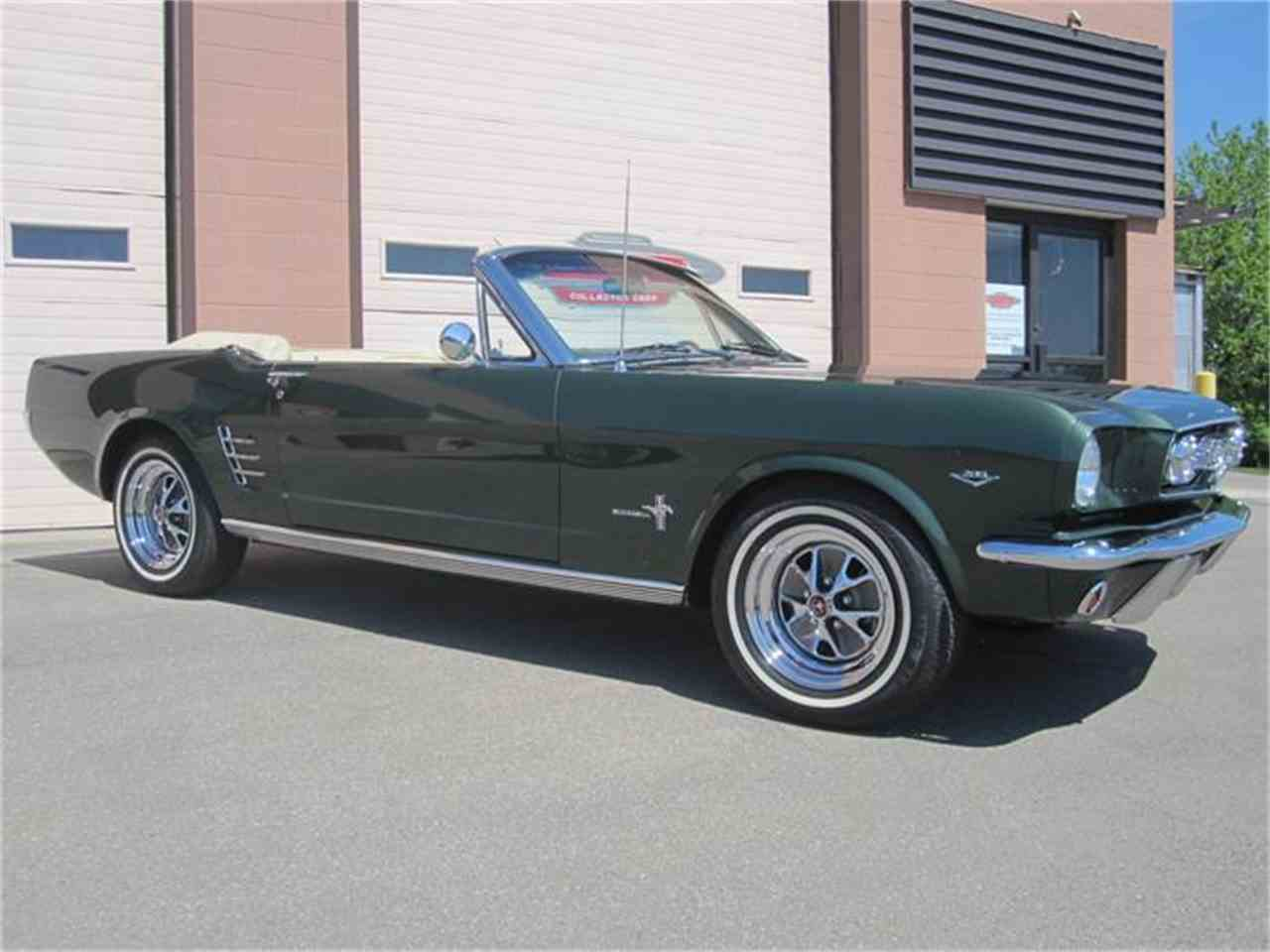Large Picture of Classic 1966 Ford Mustang located in Ontario Offered by Old Is New Again - EQIC