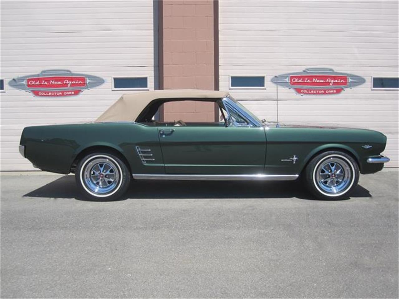 Large Picture of '66 Mustang - EQIC