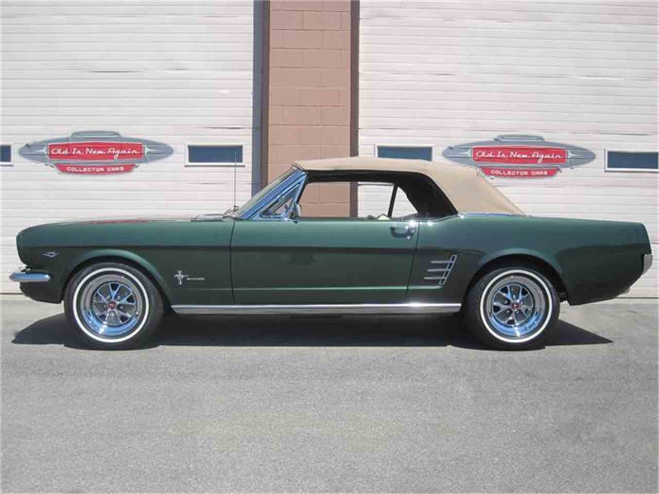 Large Picture of Classic 1966 Ford Mustang - EQIC