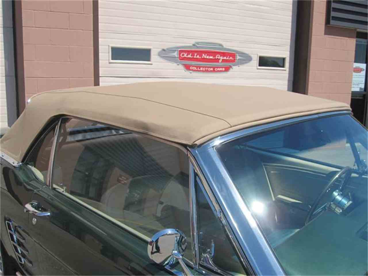 Large Picture of '66 Mustang located in Ontario Auction Vehicle Offered by Old Is New Again - EQIC