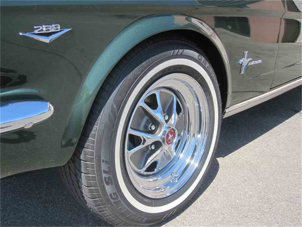 Large Picture of Classic 1966 Mustang Auction Vehicle Offered by Old Is New Again - EQIC