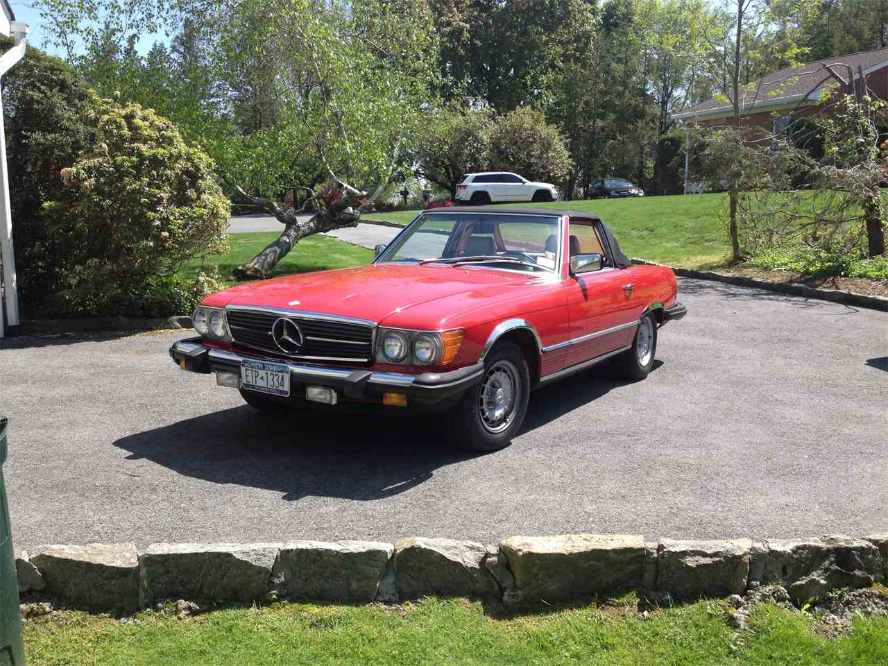 Large Picture of '85 380SL - EQKR
