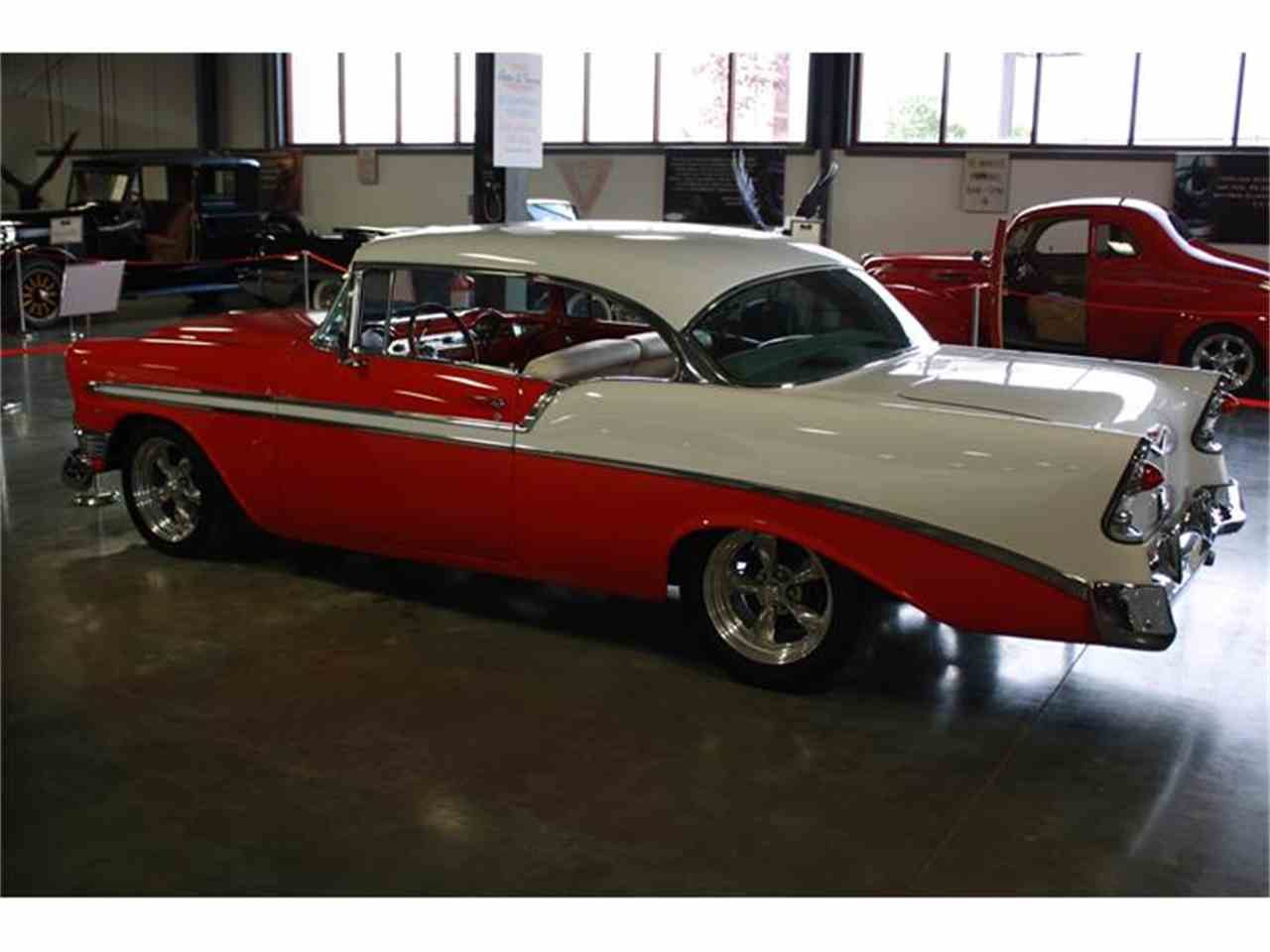 Large Picture of '56 Bel Air - EQLX